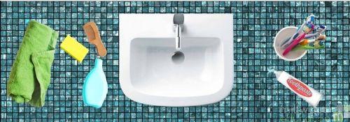Role Play Mat Bathroom