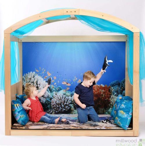 Under The Sea Scene Setter