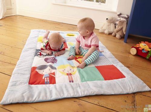 Patchwork Playmat