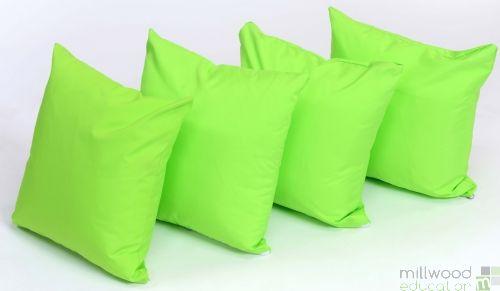 Picnic Cushion Set Lime