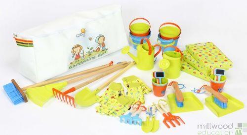 Gardening Set in Bag