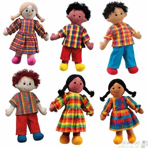 Rag Dolls 36cm