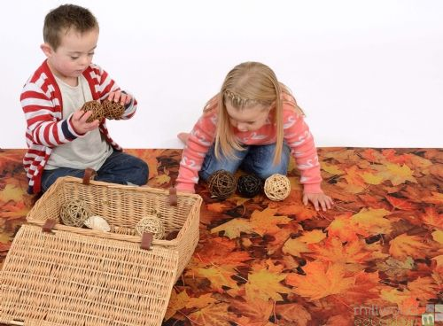 Images in Nature Playmat Leaves