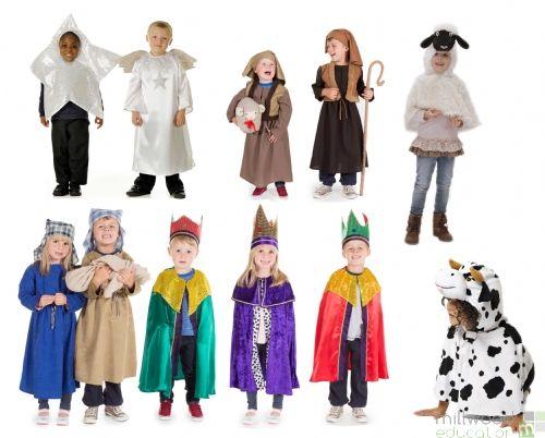 Nativity Dressing Up Costumes