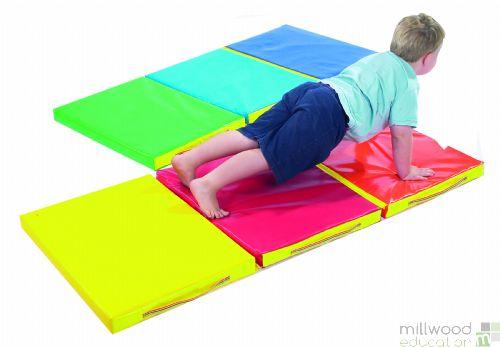Folding Gym Mats B&G&Y