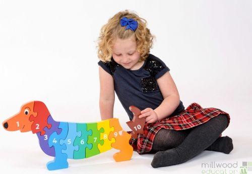Jumbo Dog Puzzle