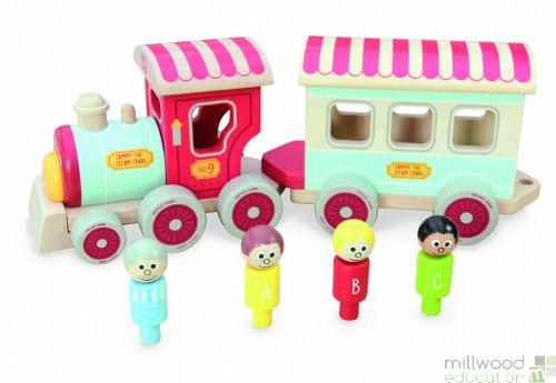 Sammy Steam Train