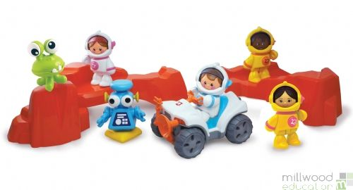 First Friends Space Explorers