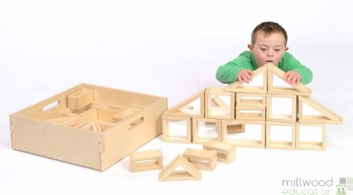 Mirror Block Set (No Box)