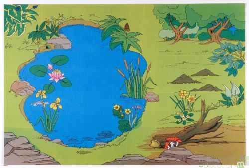 Nature Reserve Playmat