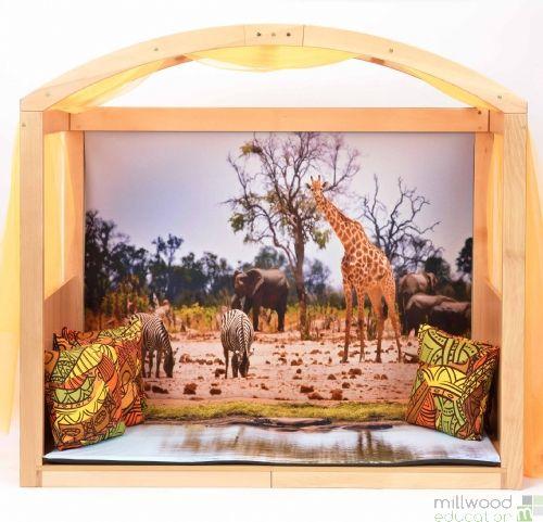 Safari Scene Setter