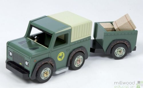 4x4 Farm Vehicle