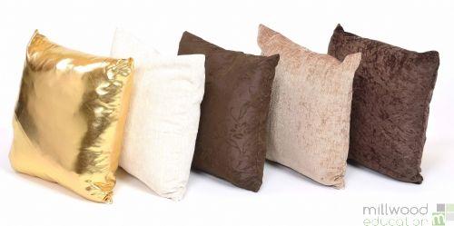 Cushions Chocolate