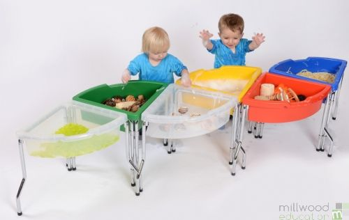 Exploration Combo with Clear and Coloured Trays