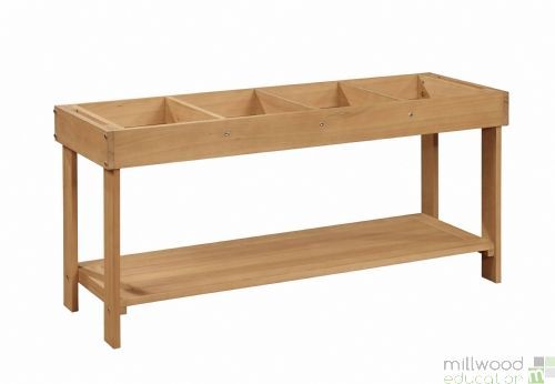 Living Classroom Sorting Table with Lid