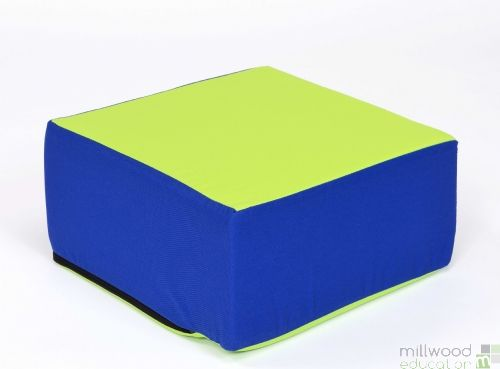 Toddler Table Blue/Lime