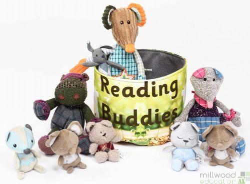 Reading Buddies Tub