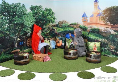 Wonderscape Corner - Fairytale