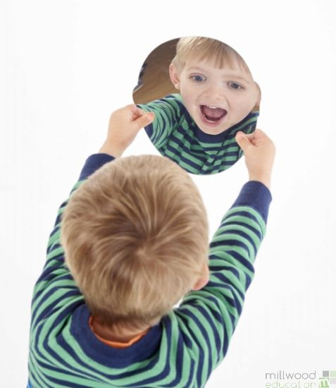 Expressions Mirror Faces (Set of 10)
