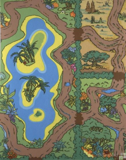 Safari Playmat Large