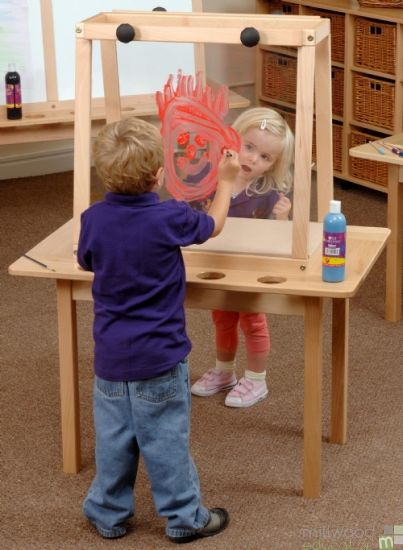 2 Sided Table Easel