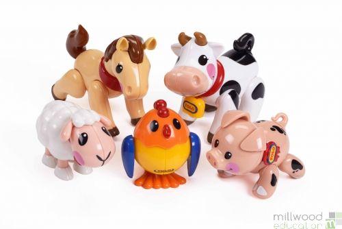 First Friends Farm Animals