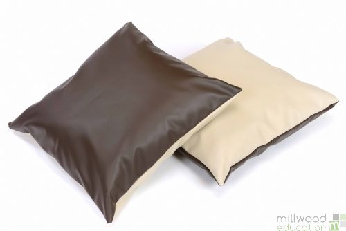 Large Floor Cushion Choc