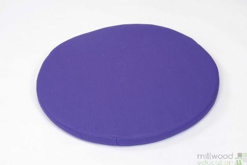 Snuggly Den Base - Purple Cotton