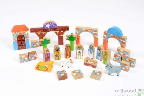 Building Blocks - Nativity