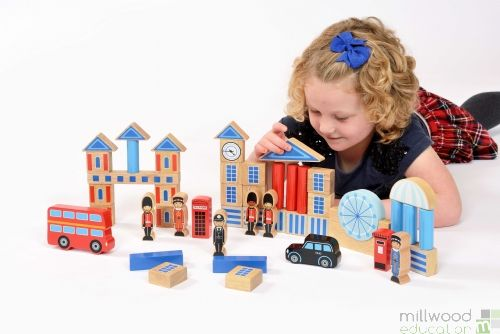 Building Blocks  - London