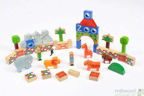Building Blocks - Zoo