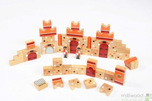 Building Blocks - Castle