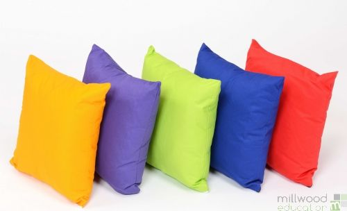 Cushions - Rainbow