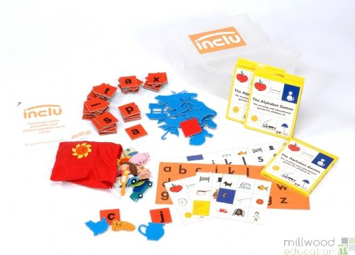 Phonics Activity Set