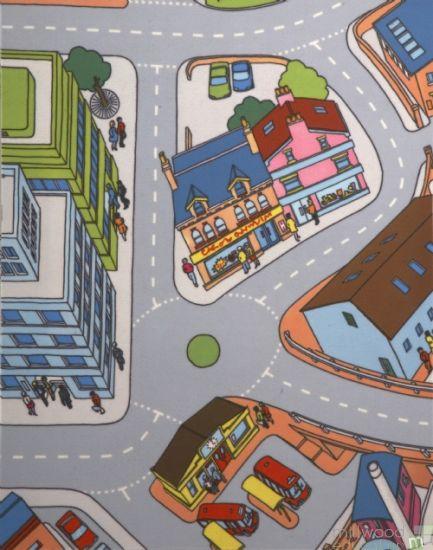 Town Centre Playmat