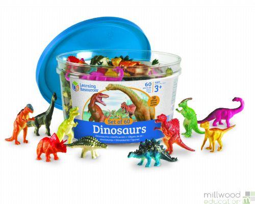 Mini Dinosaurs
