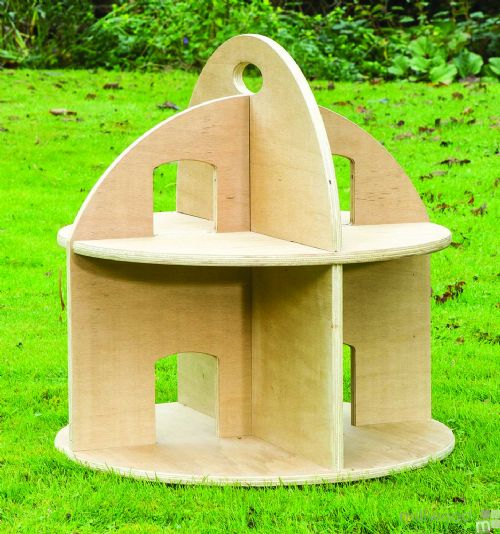 Outdoor Dolls House