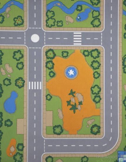 Town Park Playmat