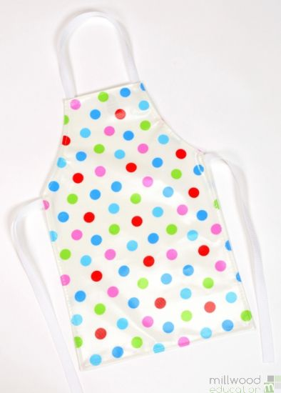 Adult Apron Dotty