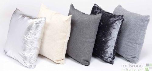 Cushions - Grey