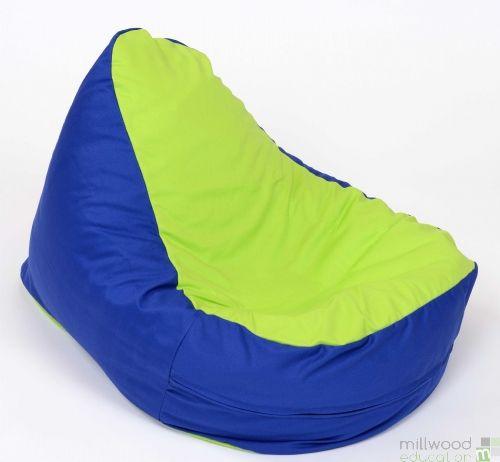 Shaped Bean Bag - Lime Seat