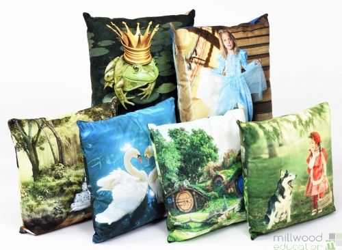Cushions - Fairytale