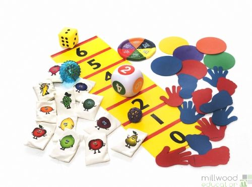 Early Years Count and Movement Pack
