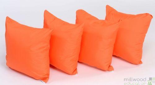 Picnic Cushion Sets Orange