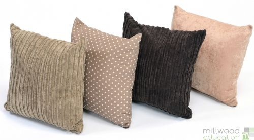 Elements Cushions - Earth