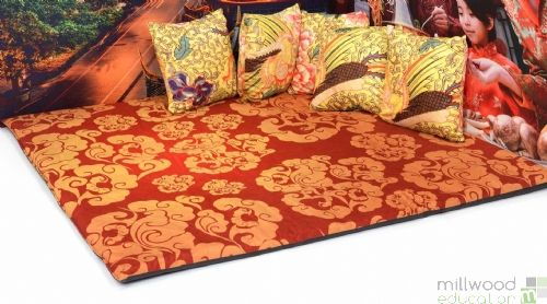 Asia Floor Mat