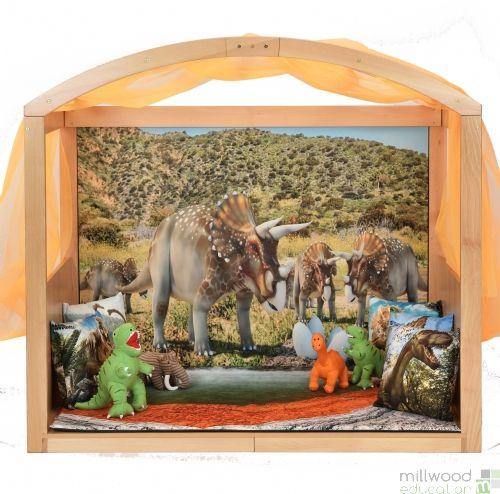 Scene Setter - Dinosaur Landscape