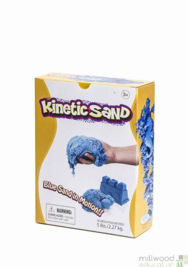Kinetic Sand Blue