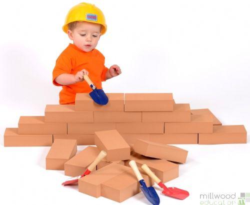 Building Bricks (Set of 25)