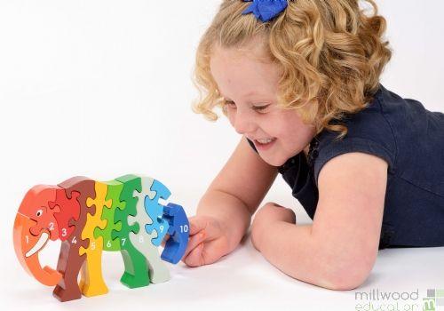 Mini Elephant Puzzle